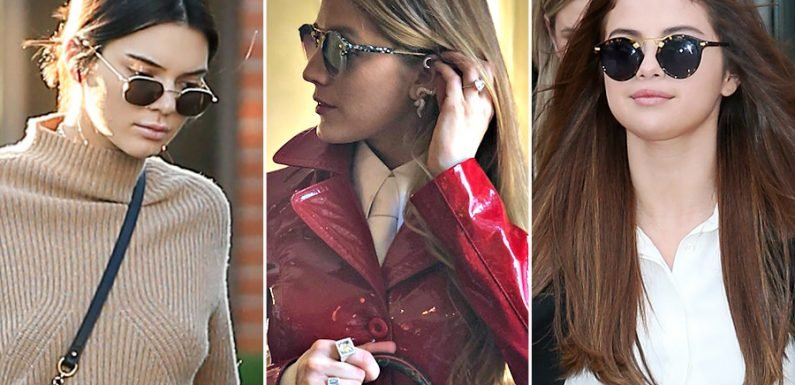 Celeb-Loved Sunglasses Brands You Need in Your Collection