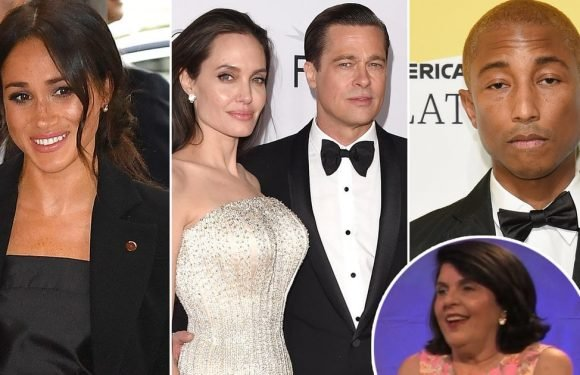 Susan Miller Spills on Royal Family Astrology, Angelina & Brad Compatibility, Pharrell Williams Triplets
