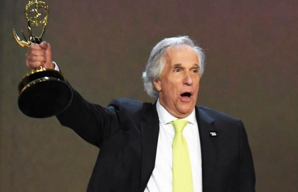 Henry Winkler Just Won His First Emmy After 54 Years In The Business