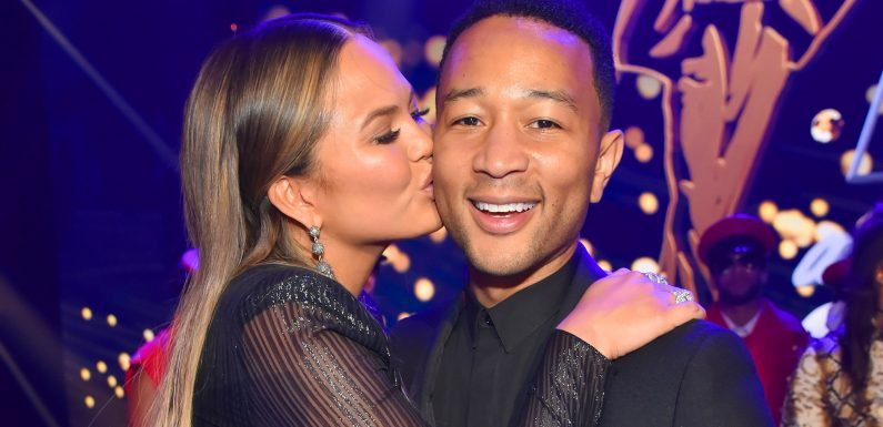 Chrissy Teigen Trolls John Legend in Anniversary Post: 'I Love You' But 'You Are An A–Hole'