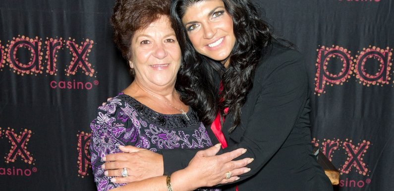 Teresa Giudice Posts Sweet Tribute to Late Mother Antonia: 'I Just Miss Her So Much'
