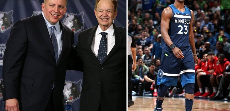 Timberwolves power struggle could decide Jimmy Butler's fate