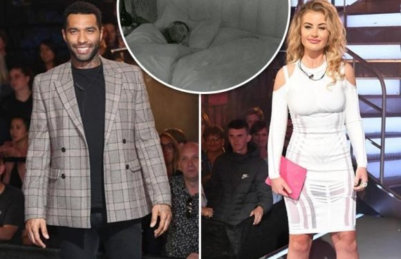 Chloe Ayling admits she was 'intimate' in bed with Jermaine Pennant in Celebrity Big Brother house – before she realised he was married
