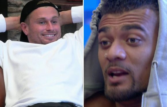 Big Brother viewers and housemates turn against Lewis G as he starts huge row with best mate Isaac