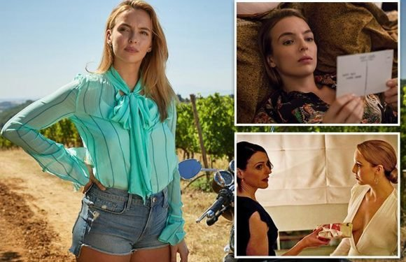 The other woman from Doctor Foster is psycho Russian assassin who loves threesomes, torture and murder in new drama Killing Eve