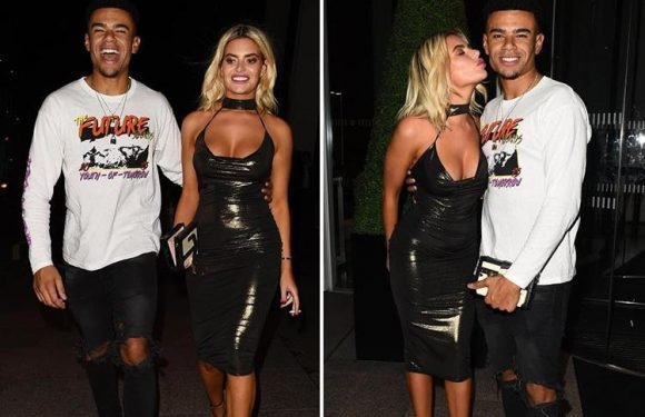 Love Island's Wes Nelson admits he has to book in three hour slots to keep romance alive with Megan Barton Hanson