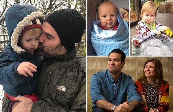 Comedian and TV star Rob Delaney reveals the heartbreaking story of tragic son's cancer death