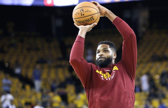 Rivals literally laughing at Tristan Thompson's Cavaliers boast