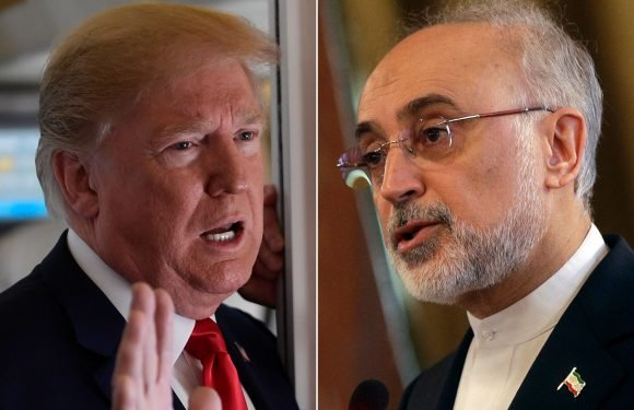"""Iran's nuclear chief: pulling out of deal put Trump """"on the loser's side"""""""