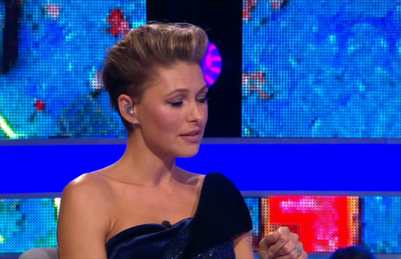 Emma Willis is branded a 'legend' for making 'sassy' dig at Roxanne Pallett during Ryan Thomas' victory interview on Celebrity Big Brother
