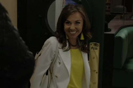 EastEnders viewers delighted as Ruby Allen returns after twelve years to reunite with old pal Stacey Slater