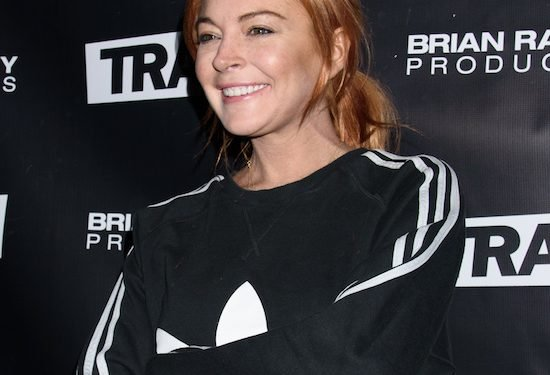 "Lindsay Lohan Is Talking About ""Lindsayland"" In Dubai Again"