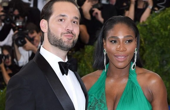 Serena Williams' husband Alexis Ohanian shares photo of couple's daughter on her birthday