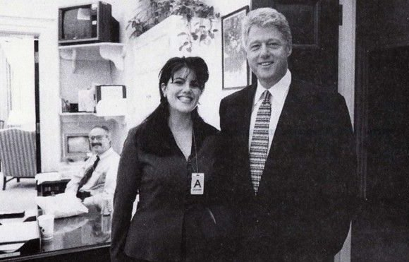 Monica Lewinsky will appear in docu-series detailing Bill Clinton's impeachment