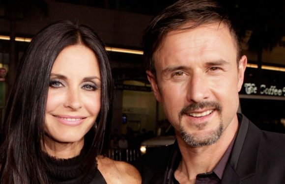 Courteney Cox and David Arquette share rare family photo with grown up daughter