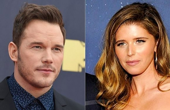 Chris Pratt and Katherine Schwarzenegger spotted enjoying a romantic weekend getaway