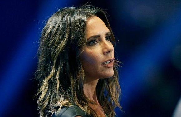 Victoria Beckham dancing to Spice Girls song inside London club becomes viral hit