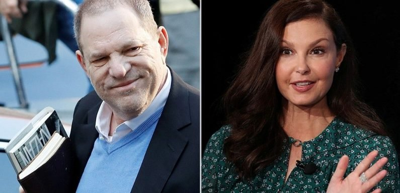 Ashley Judd can sue Harvey Weinstein for defamation, not sexual harassment, judge rules
