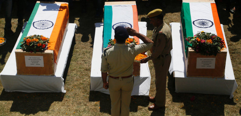 Anti-India rebels abduct and kill 3 policemen in Kashmir