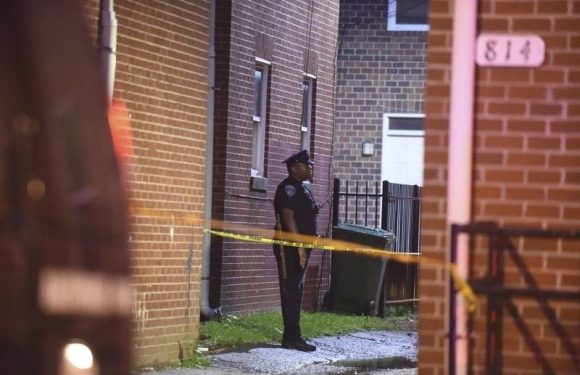 Suspect dead, Baltimore cop wounded in shootout that sounded 'like a war'