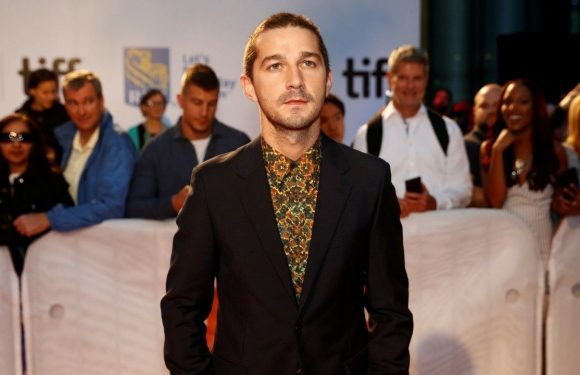 Shia LaBeouf splits from wife Mia Goth, steps out with singer FKA twigs