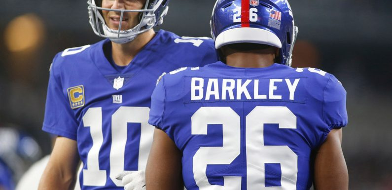 Eli Manning not about to roll over despite Giants' 0-2 start