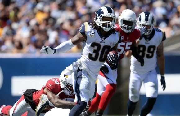 Cardinals reach disaster status in latest thrashing, a rout by the Los Angeles Rams