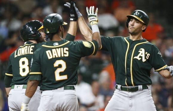 Overachieving Athletics flying under radar in AL West as October looms
