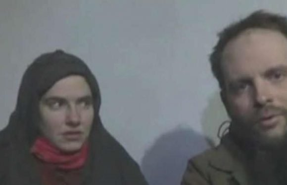 Former Taliban hostage Caitlan Coleman accuses husband of abuse during captivity: reports