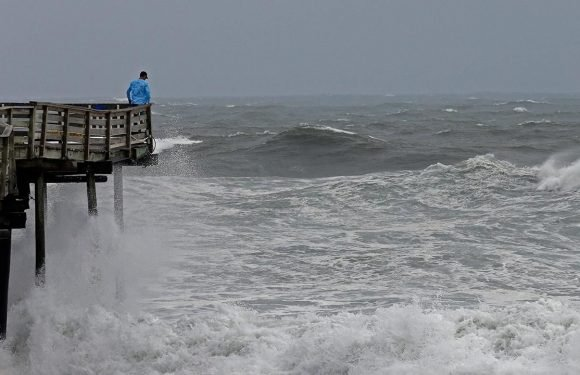 Hurricane Florence moves at slower speed of 5 mph threatening more rainfall, officials say
