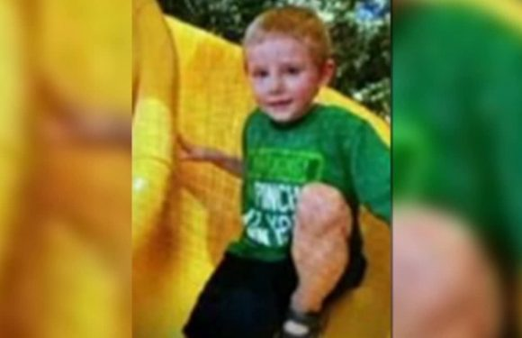 Dad of missing North Carolina boy with autism blames himself for disappearance as search continues