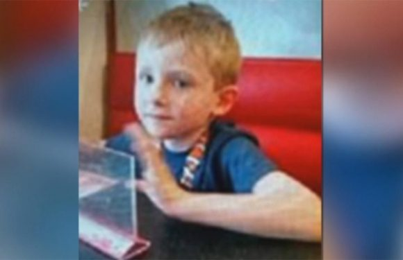 Police searching for mysterious man in white truck who may have been last to see missing boy with autism