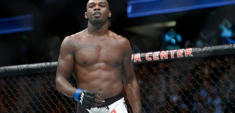 Jon Jones eligible to return to UFC on Oct. 28 after anti-doping agency's ruling
