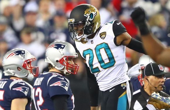 Jaguars' Jalen Ramsey on Rob Gronkowski: 'I don't fear no man, period'