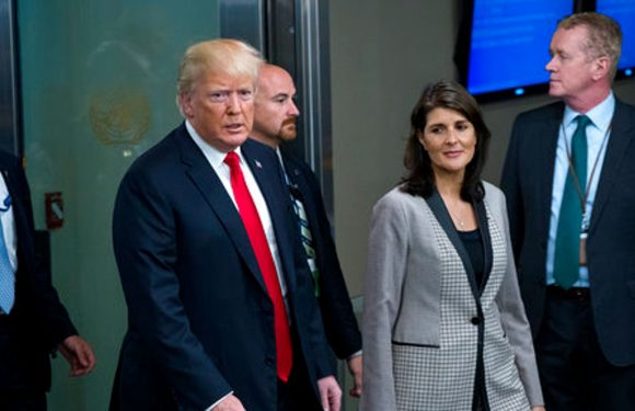 Trump accuses China of meddling in U.S. midterm elections, blasts Iran, at UN Security Council meeting