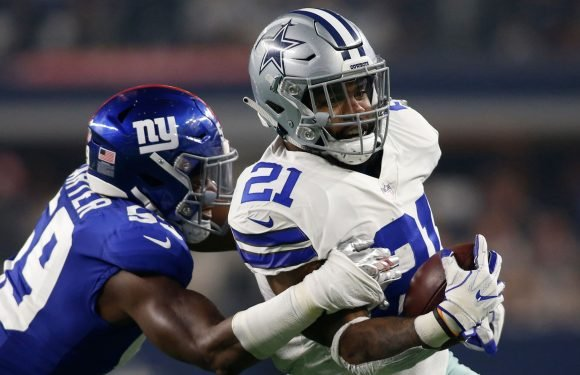 Dallas Cowboys find right formula on offense in win over New York Giants