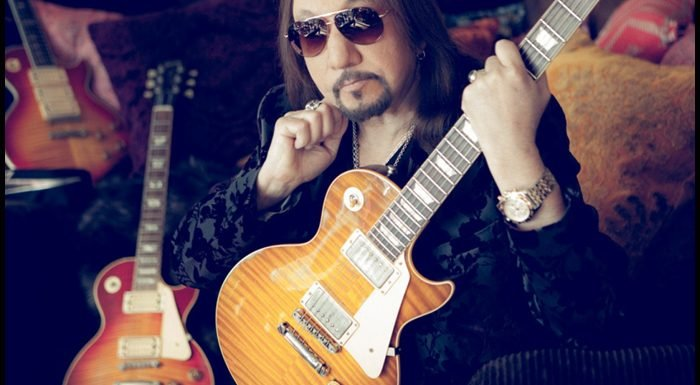 Ace Frehley To Perform On Jimmy Kimmel Live!