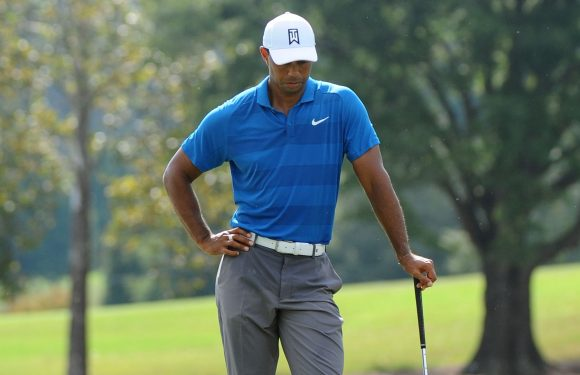Tour Championship: Final round tee times and TV schedule as Tiger Woods seeks elusive win