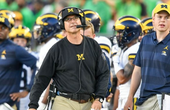 Michigan hasn't improved and Jim Harbaugh is to blame