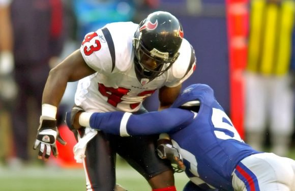 Retired NFL RB Jameel Cook accused of stealing $100,000 from players fund