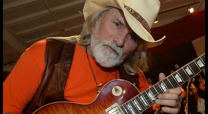 Dickey Betts Is Ready To Tour After Minor Stroke