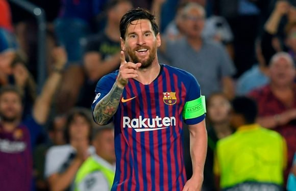 FC Barcelona enjoys another breathtaking performance from Messi