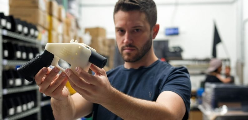 Cody Wilson, 3D printed-gun designer, arrested in Taiwan on US sexual assault charge