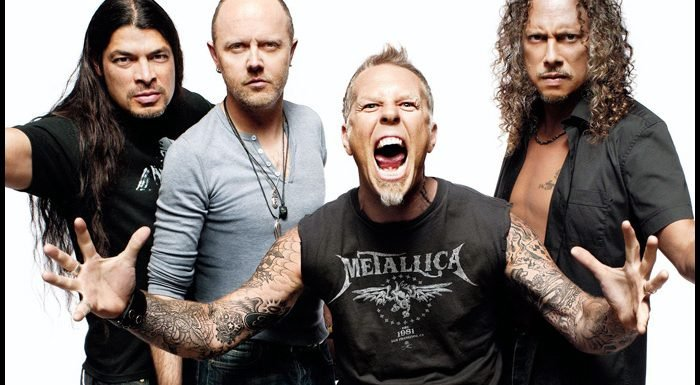 Metallica To Perform Acoustic Set At Benefit Show