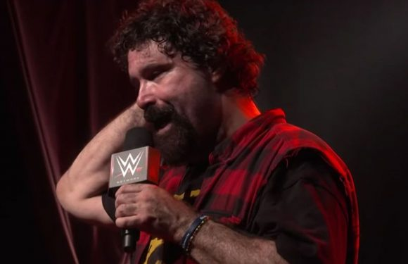 WWE's Mick Foley on losing 80 pounds