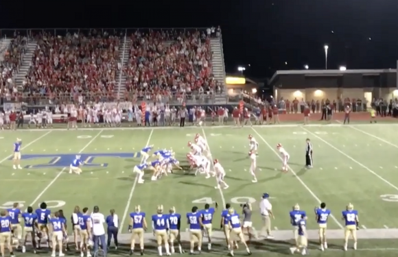 Watch: Texas high school kicker boots 59-yard field goal