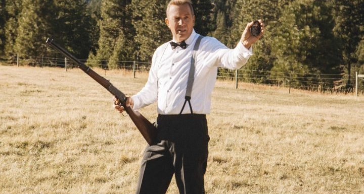 No Cows Were Mutilated for Kevin Costner's 'Yellowstone', Network Blasts PETA