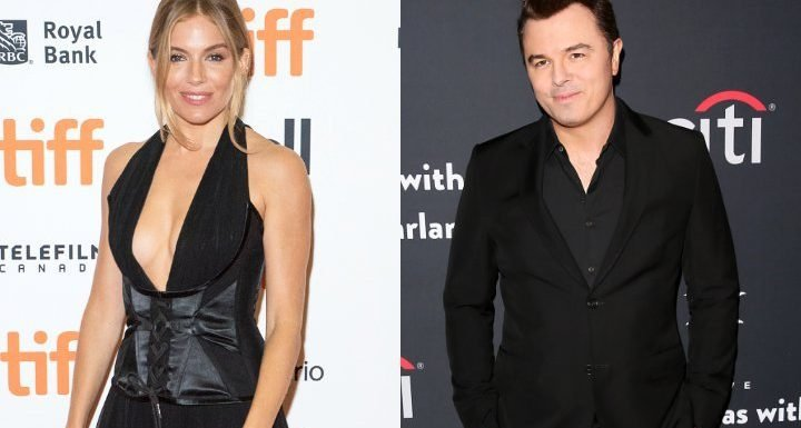 Sienna Miller Signs In as Russell Crowe's Ex for Roger Ailes Mini Series