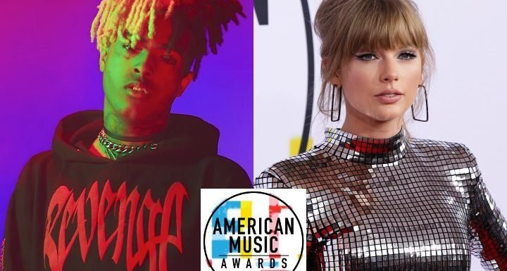 AMAs 2018: Late XXXTentacion and Taylor Swift Honored With Favorite Album Awards