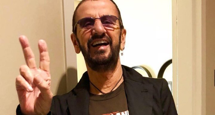 Ringo Starr Steers Clear of The Beatles' Group Masturbation Claim
